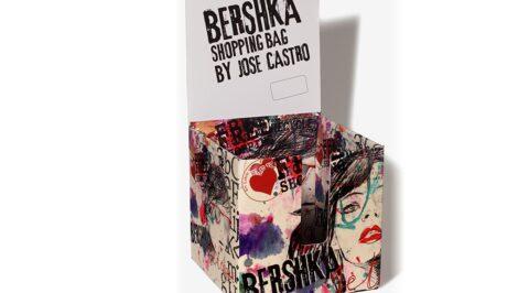 Impresión y mnipulación de packaging para Bershka Impremaspe